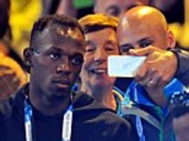 Commonwealth Games security staff 'sacked for taking selfies with Usain Bolt while he was training'
