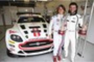 south godstone's fannin stars in gt drive at silverstone